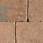 Basalit® Antik Quadratstein Sandfarben 14/14 - 138 x 138 x 80