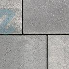 Modula Plus® Rechteckstein Grau/Schwarz Nuanciert  20/10 - 195 x 95 x 80 mm