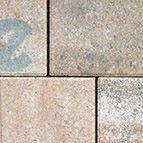 Modula Plus® Galant Normalstein Muschel/Sand Nuanciert 30/20 - 295 x 195 x 80