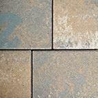 Modula Plus® Galant Quadratstein Muschel/Sand Nuanciert 20/20 - 195 x 195 x 80