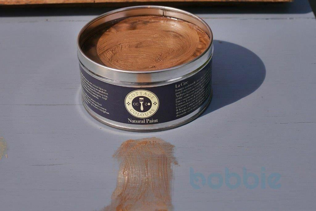 Wachs Metallic Bronze