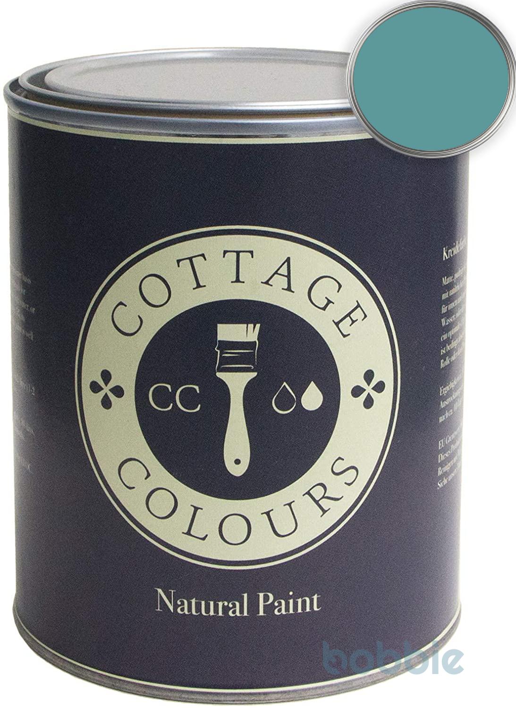 Farbe Petrol Kreidefarbe 10 Liter