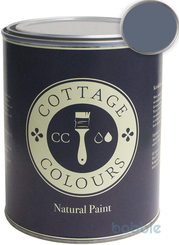 Farbe Ash Waterbased Top Satin 1 Liter