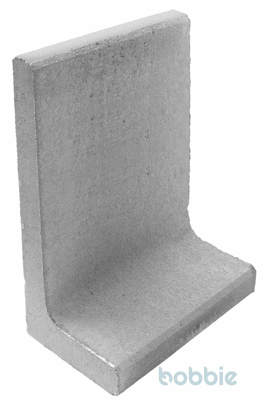 DIEPHAUS L-STEIN GRAU 80/50/50/7 CM