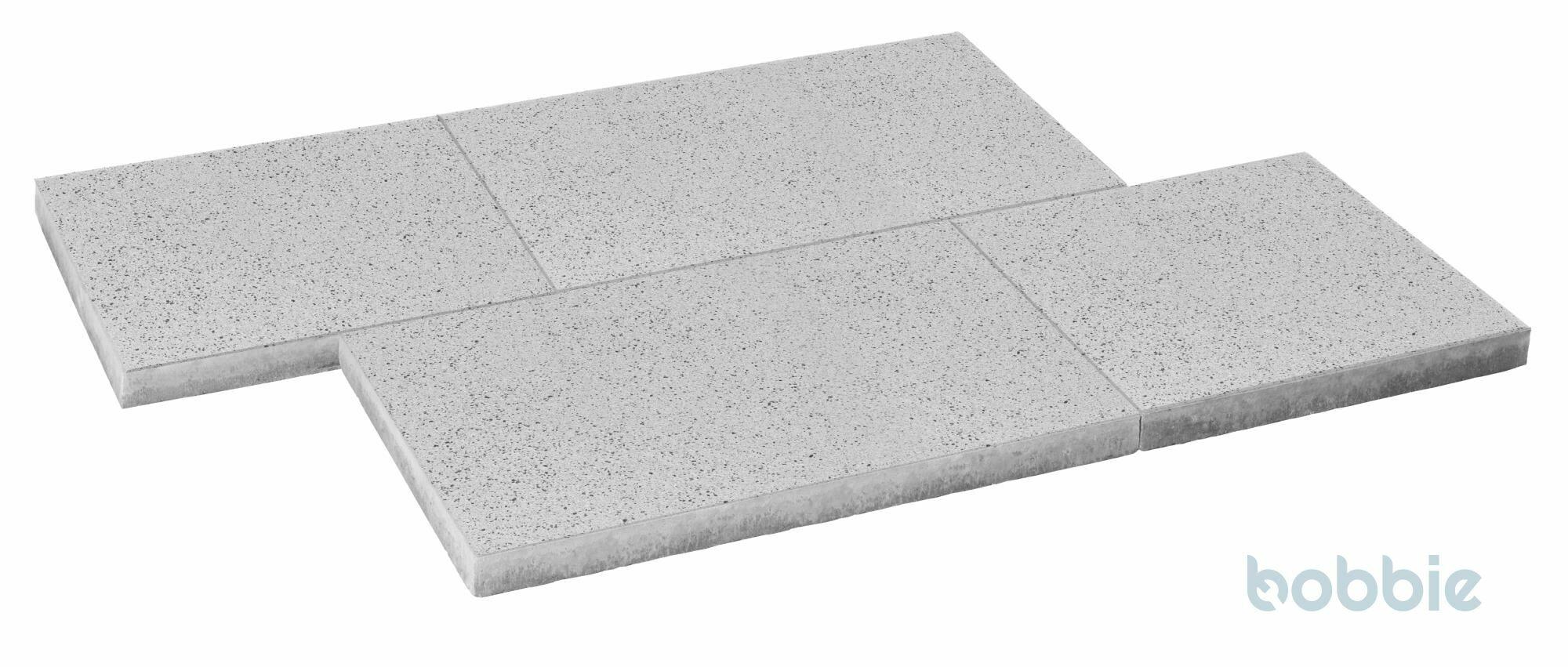 DIEPHAUS Terrassenplatte RUSTO QUARZ 60/40/4 CM PE2