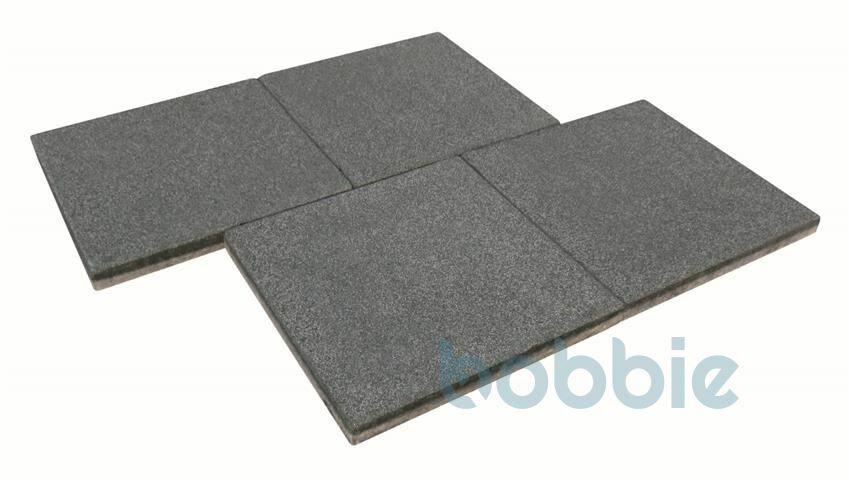 DIEPHAUS Terrassenplatte RUSTO BASALT 60/40/4 CM PE2