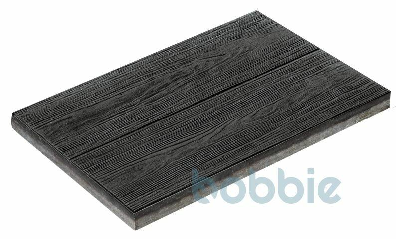 DIEPHAUS Terrassenplatte NATURA BASALT 60/40/4 CM PE3