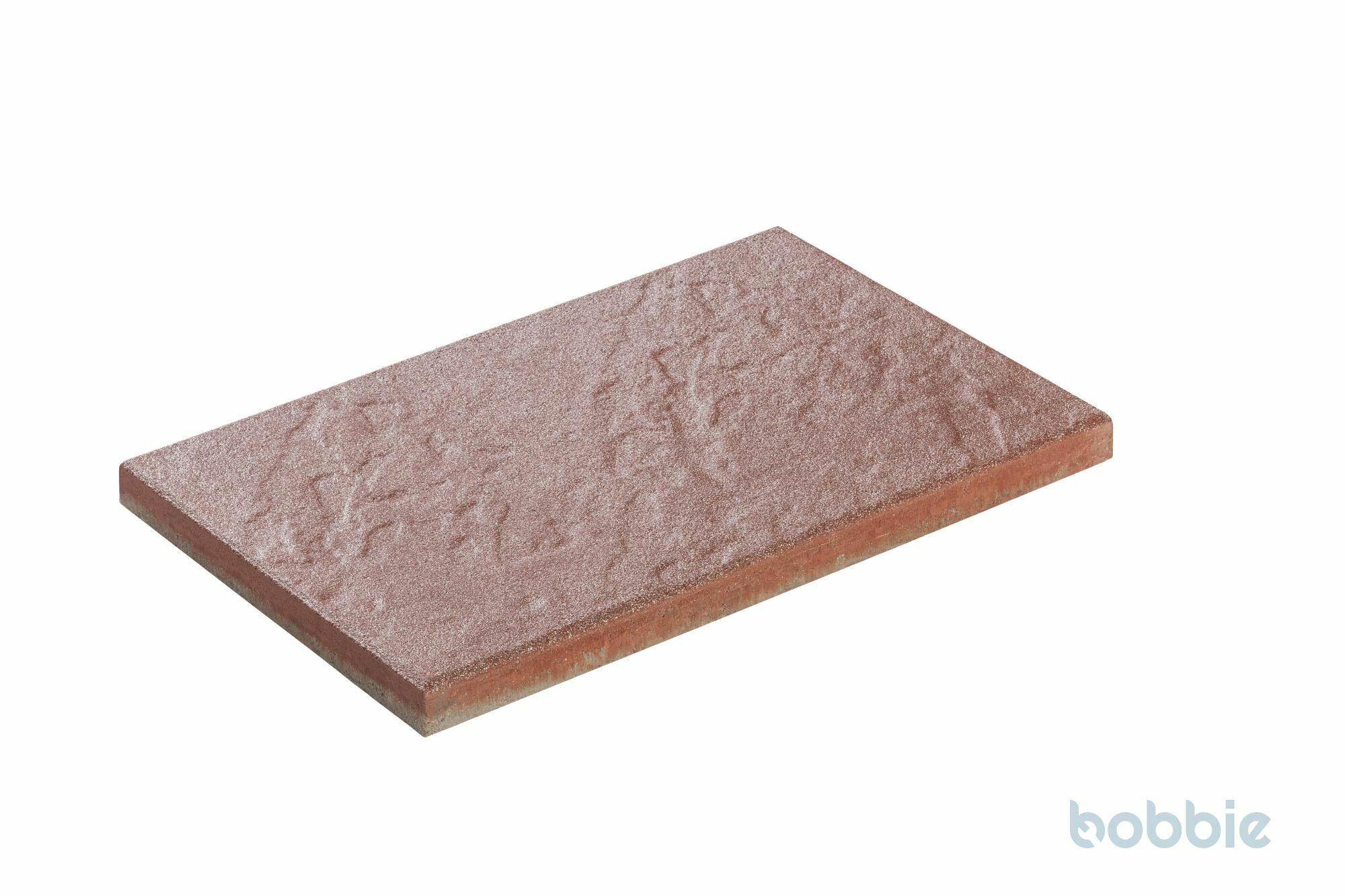 DIEPHAUS Terrassenplatte GRANDIA ROT 60/40/4 CM