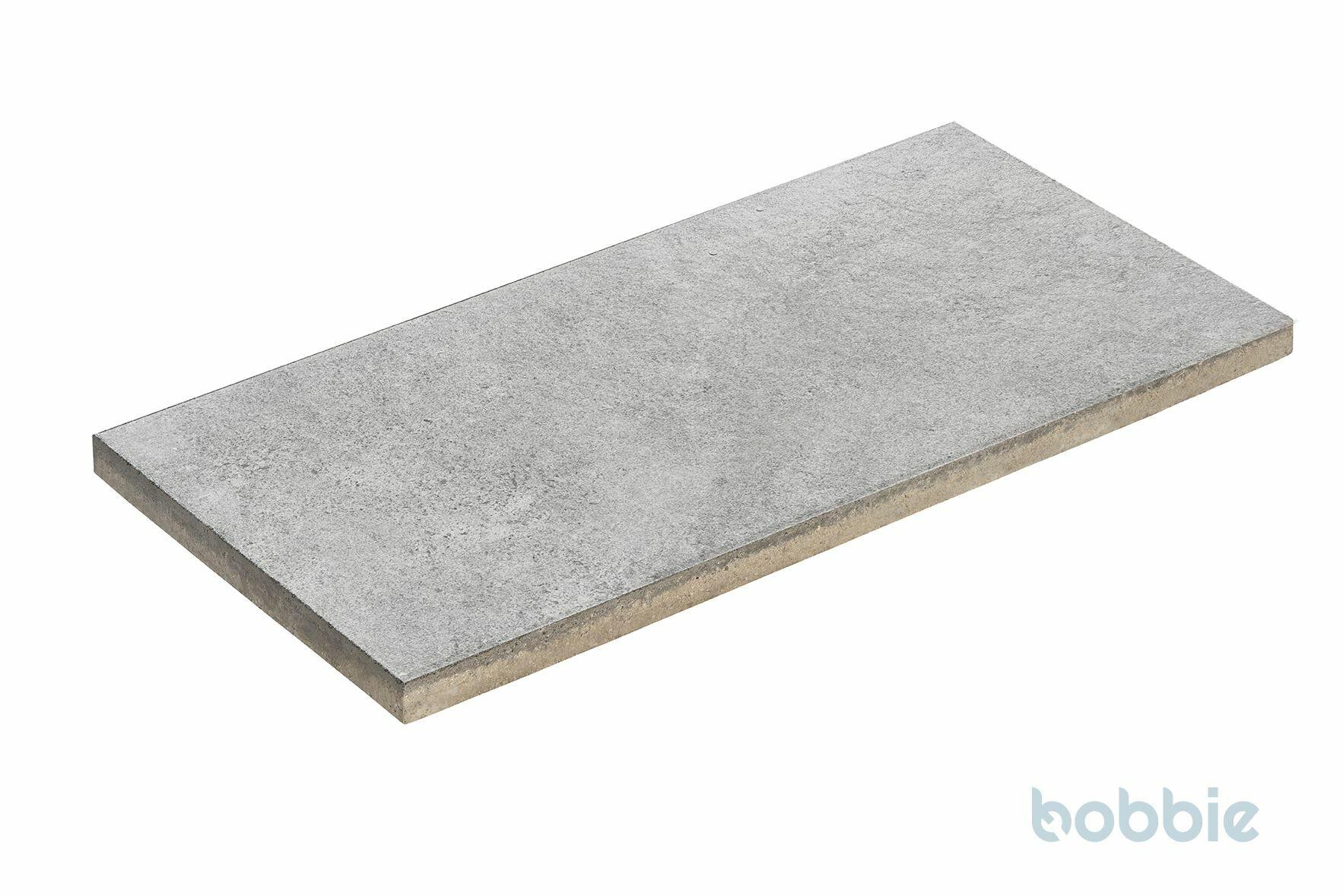 DIEPHAUS Terrassenplatte ASPARO QUARZ 80/40/4 CM PE4