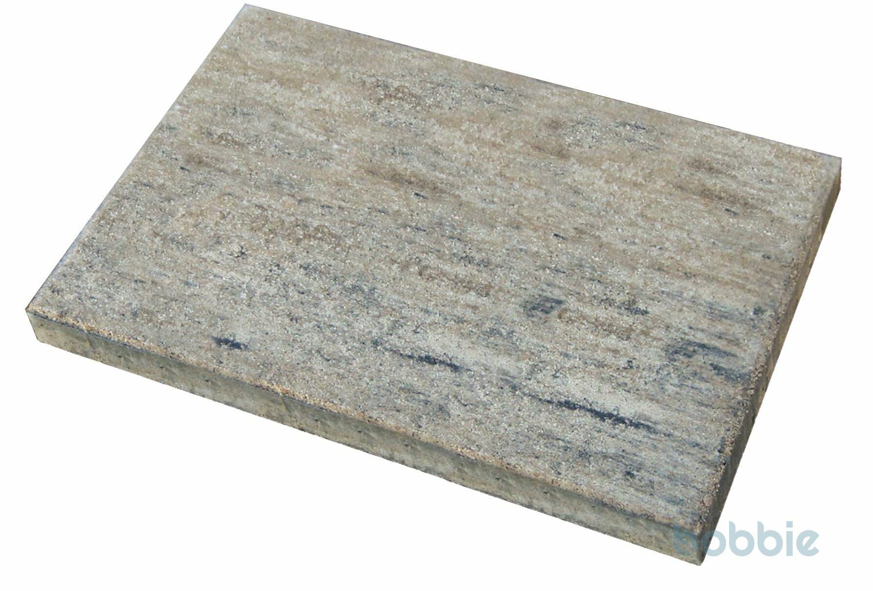 DIEPHAUS Terrassenplatte VIA MUSCHELKALK 60/40/4 CM PE2 72/DBP