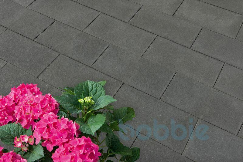 DIEPHAUS Terrassenplatte VIA BASALT 60/30/4 CM PE2