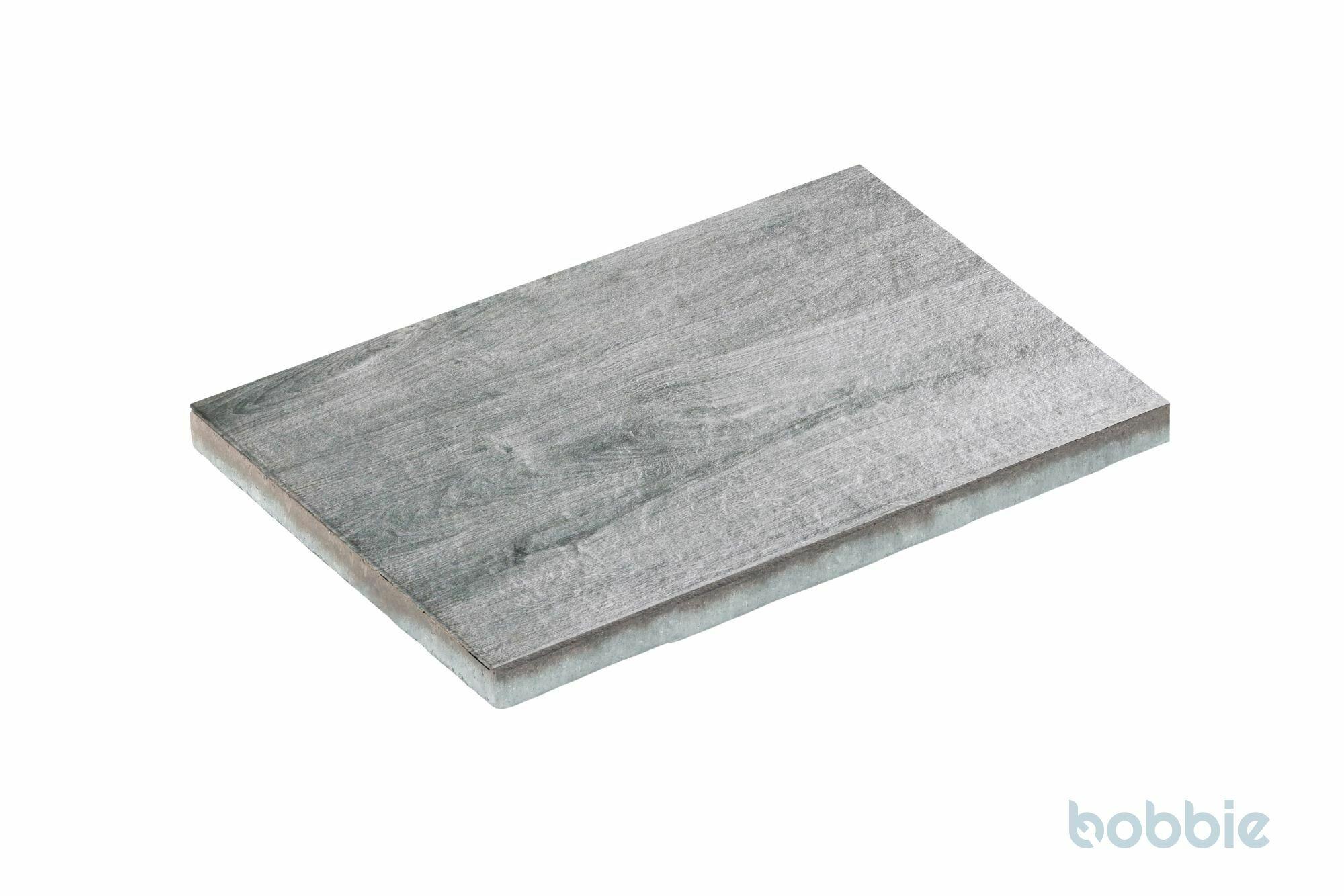 DIEPHAUS Terrassenplatte NATURA FINO MITTELGRAU 60/40/4 CM PE4