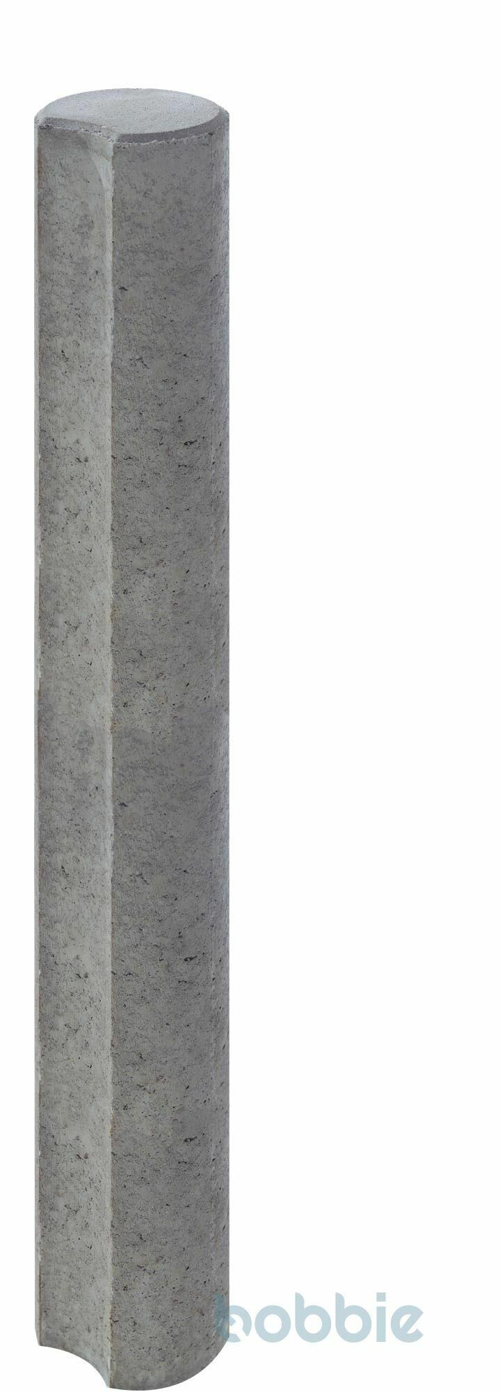 DIEPHAUS VERBUNDPALISADE GRAU 150/20 CM