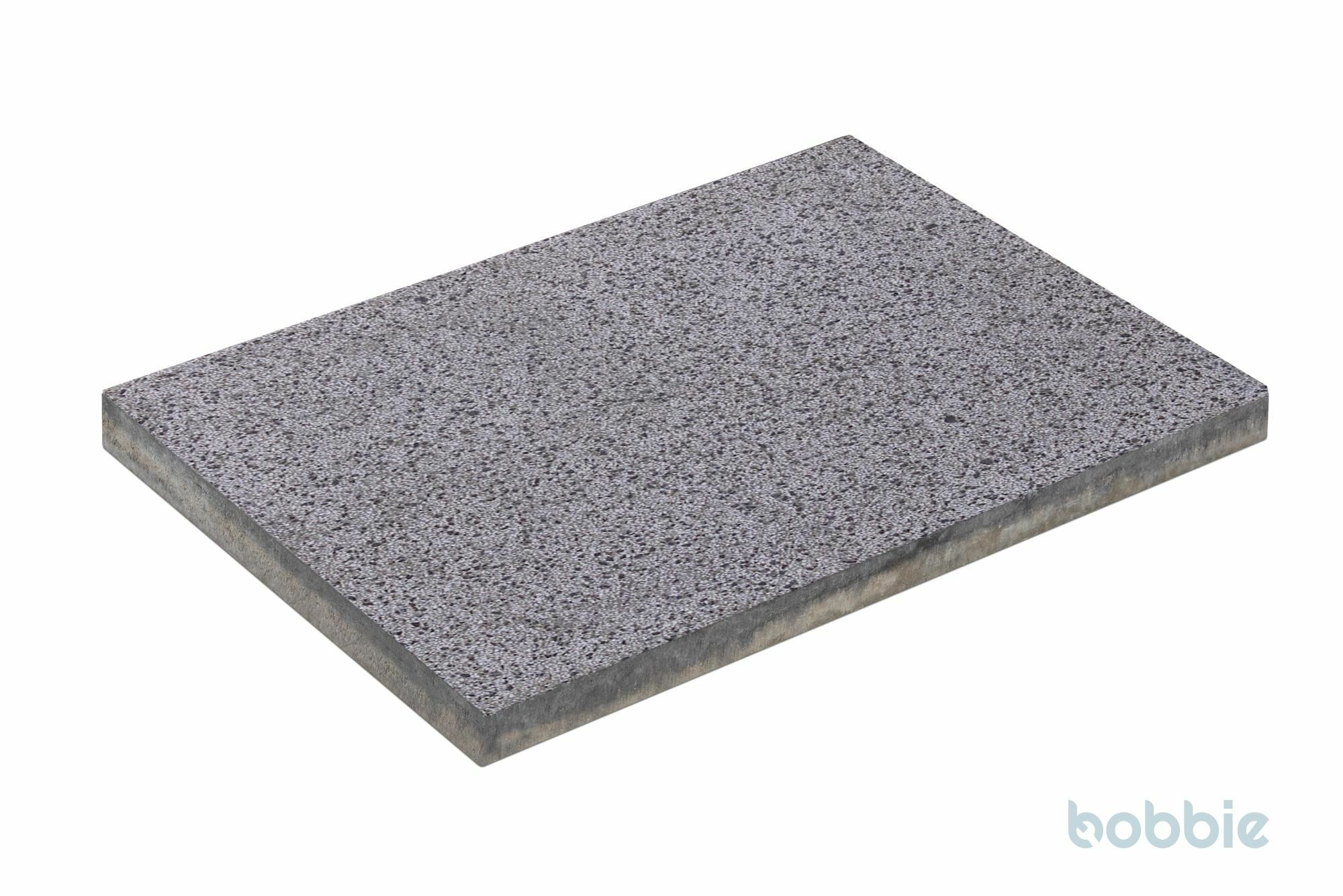 DIEPHAUS Terrassenplatte RUSTICA GRAU-GRANIT 60/40/4 CM