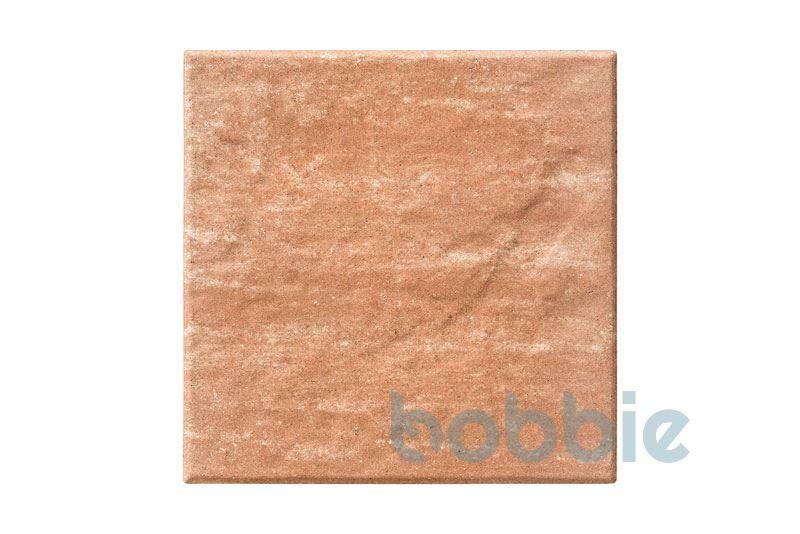 DIEPHAUS Terrassenplatte SANDSTEIN TERRACOTTA 40/40/4 CM 120/DBP