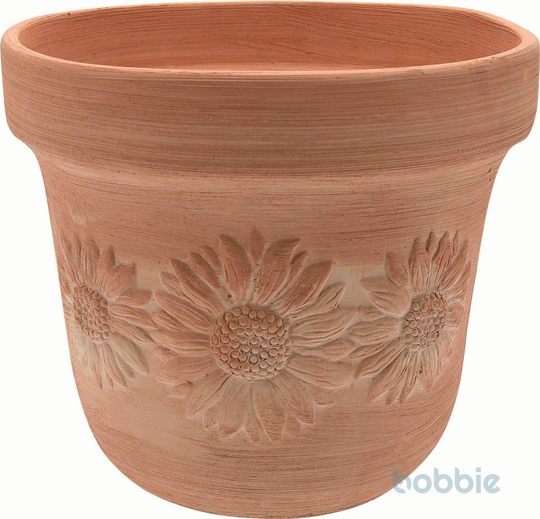 Blumentopf Vase Sonnenblume - VASO GIRASOLE