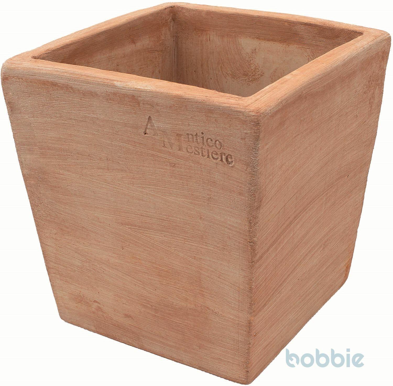 Blumentopf quadratische Vase modern - VASO QUADRO MODERNE