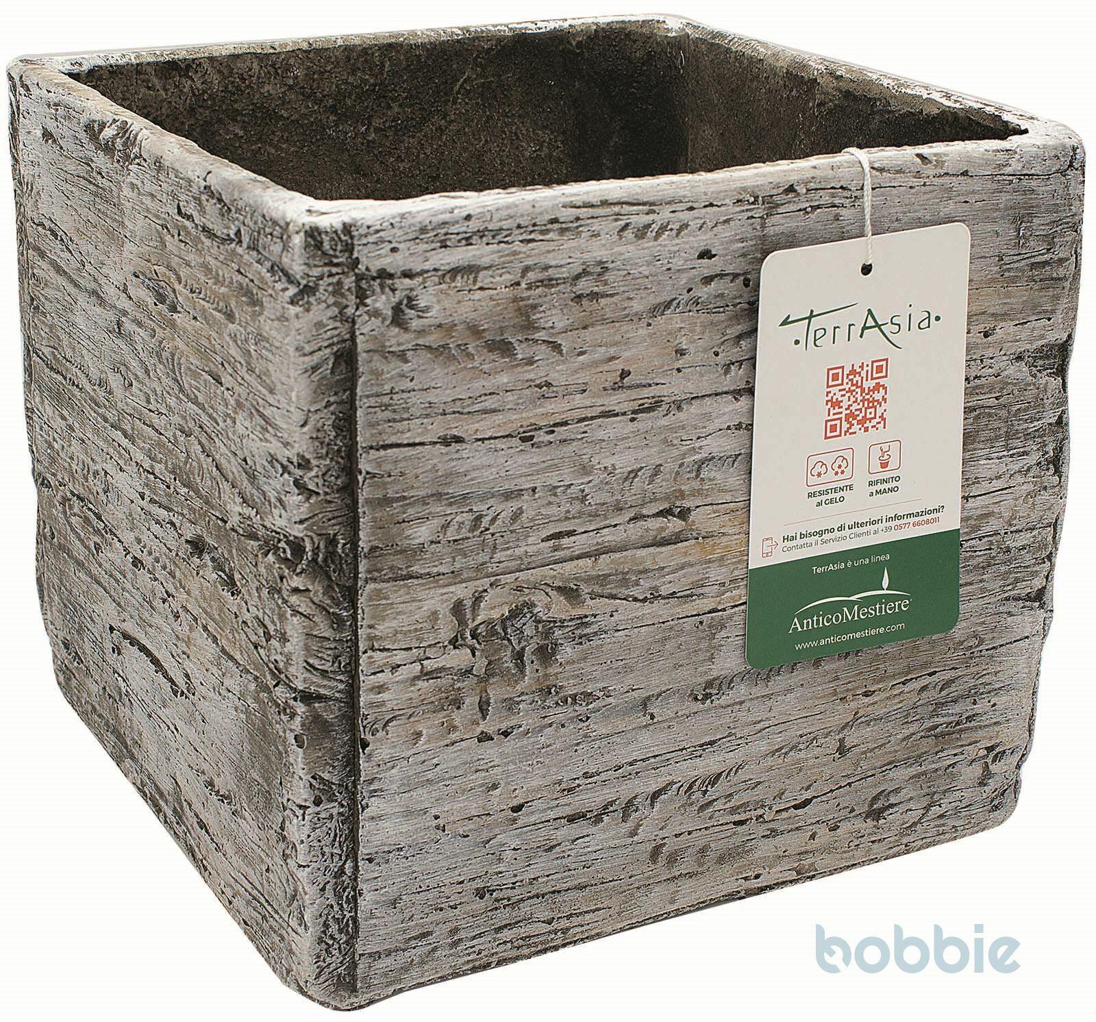 Blumekasten Kubus Holz - CUBO WOOD
