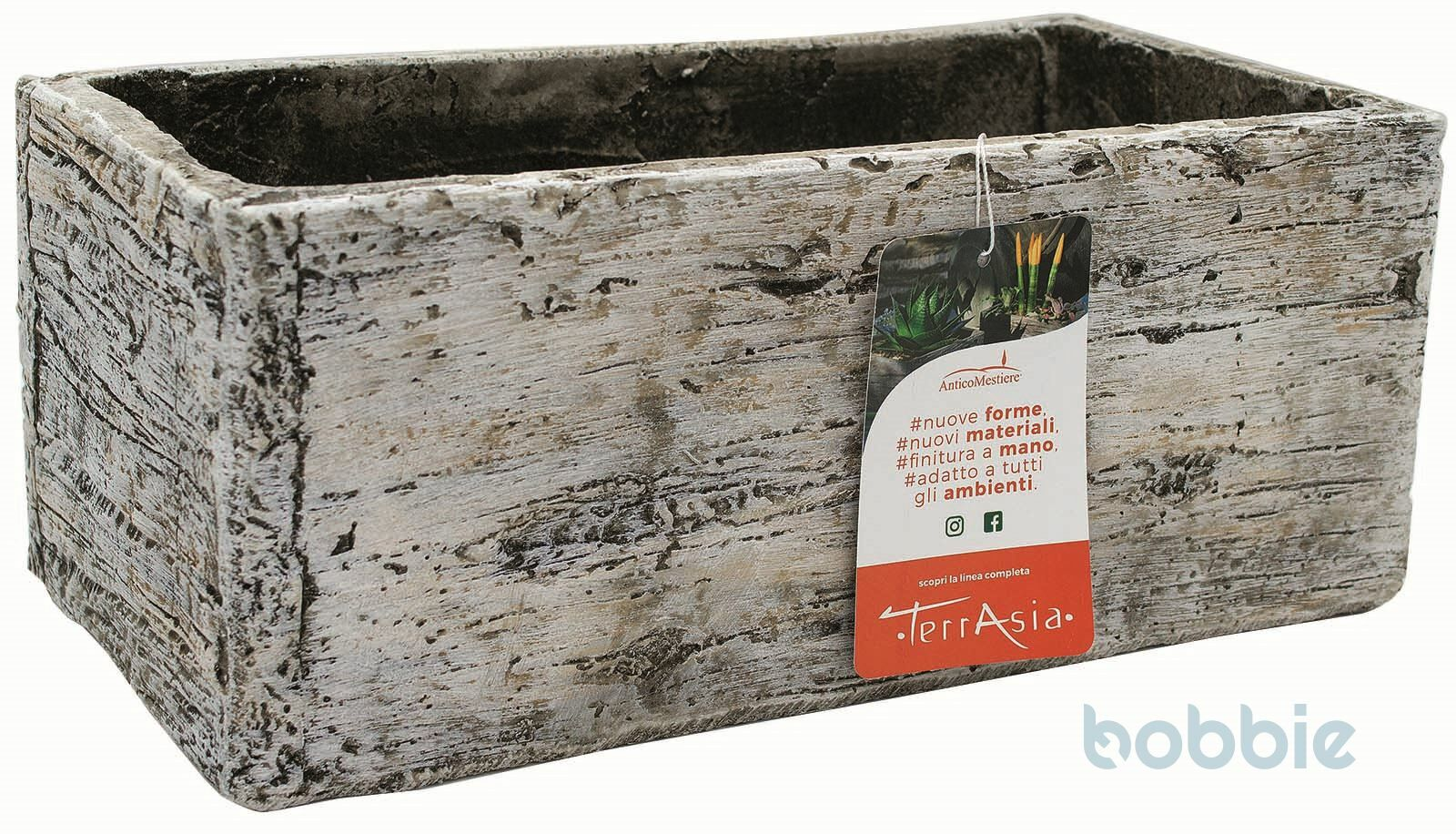Blumenkasten Holz - CASSETTA WOOD