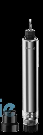 GARDENA Tiefbrunnenpumpe 5500/5 inox