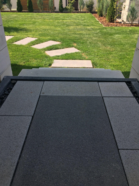 BLOCKSTUFE nativo Grau 800 x 400 x 150 mm