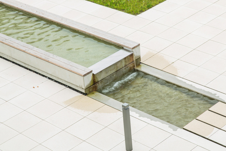 Großformat Pflasterstein NUEVA ferro Sandstein-Uni 600 x 400 x 80 mm