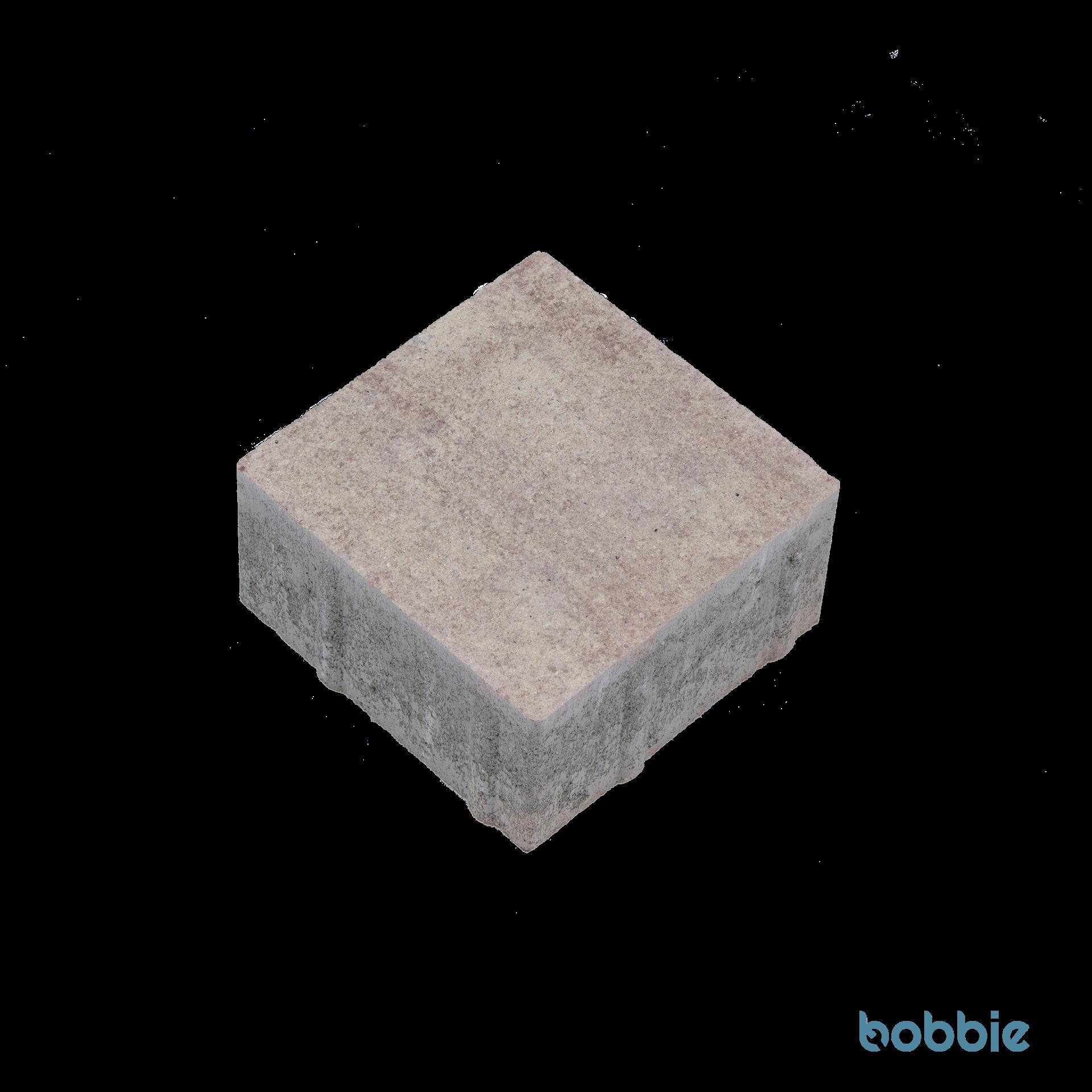 Pflasterstein CAMPASTON nativo Beige-Braun 160 x 160 x 80 mm