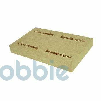 Steinwolle Dachdämplatte DDP2-U Plus