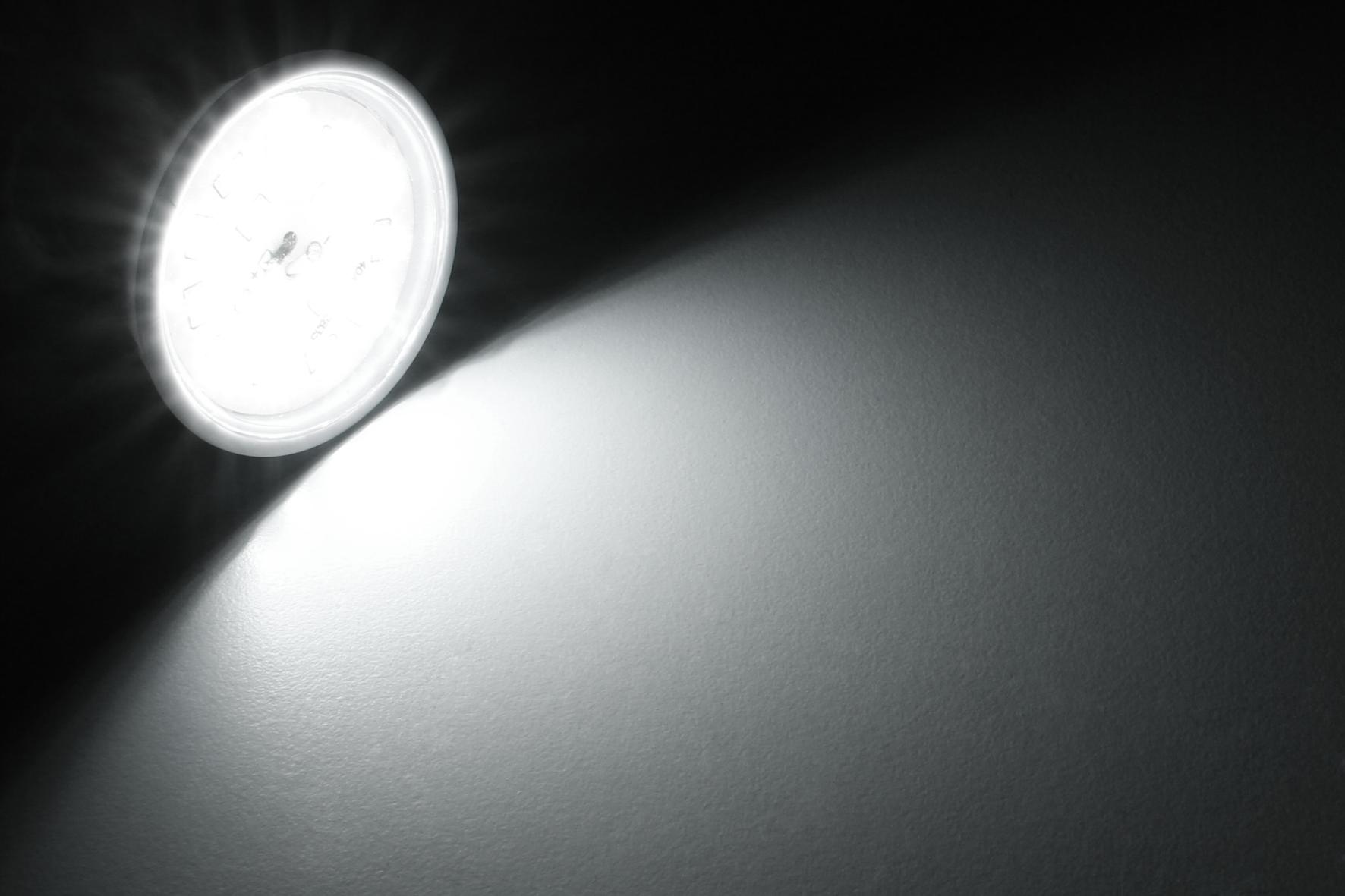 LED-Strahler McShine ''ET50'', GU10, 5W, 400 lm, neutralweiß