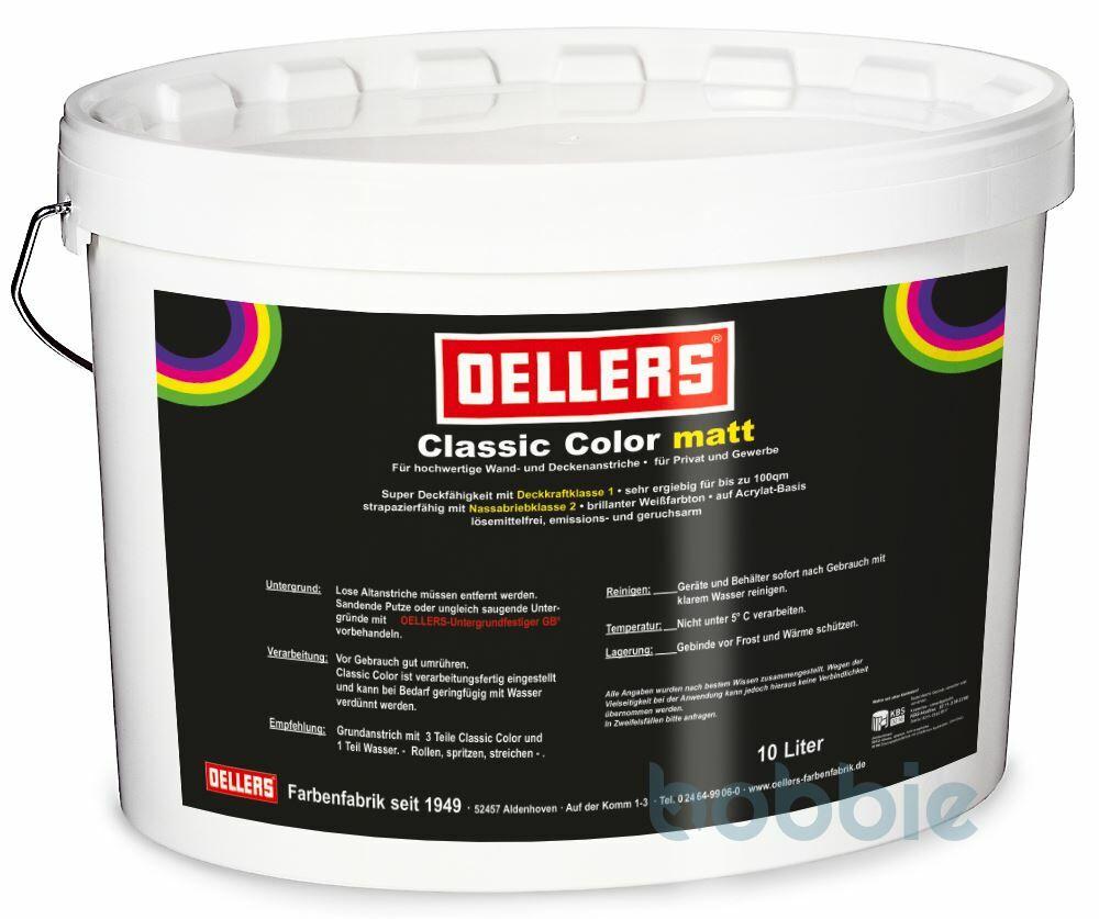 OELLERS Classic Color matt