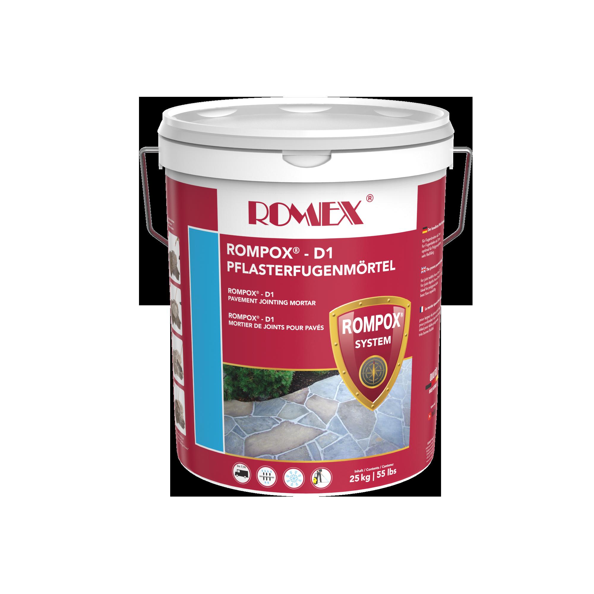 ROMPOX® -D1 25 Kg