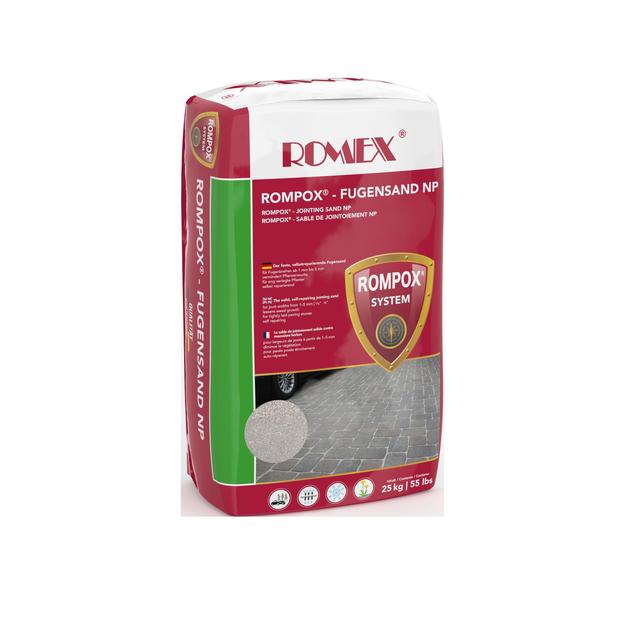 ROMPOX® Fugensand NP 25 Kg