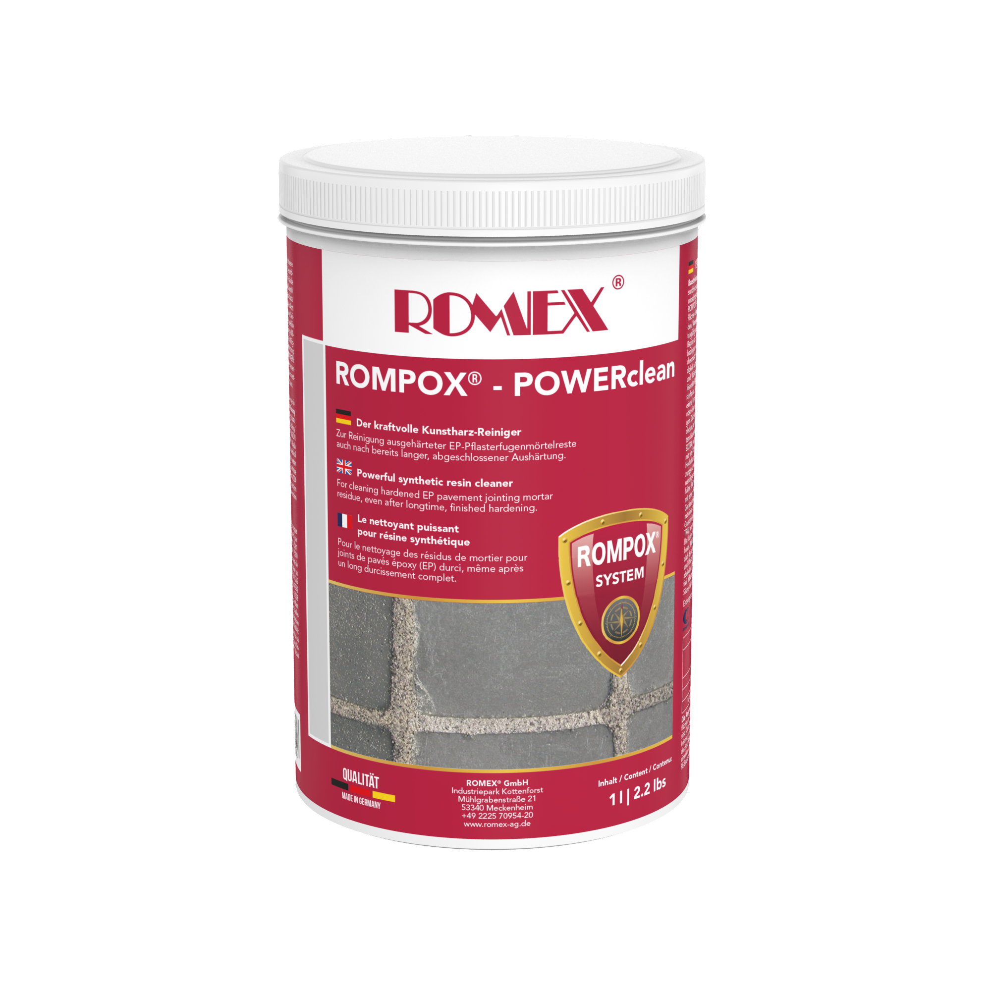 ROMPOX® - POWERclean 1 Liter