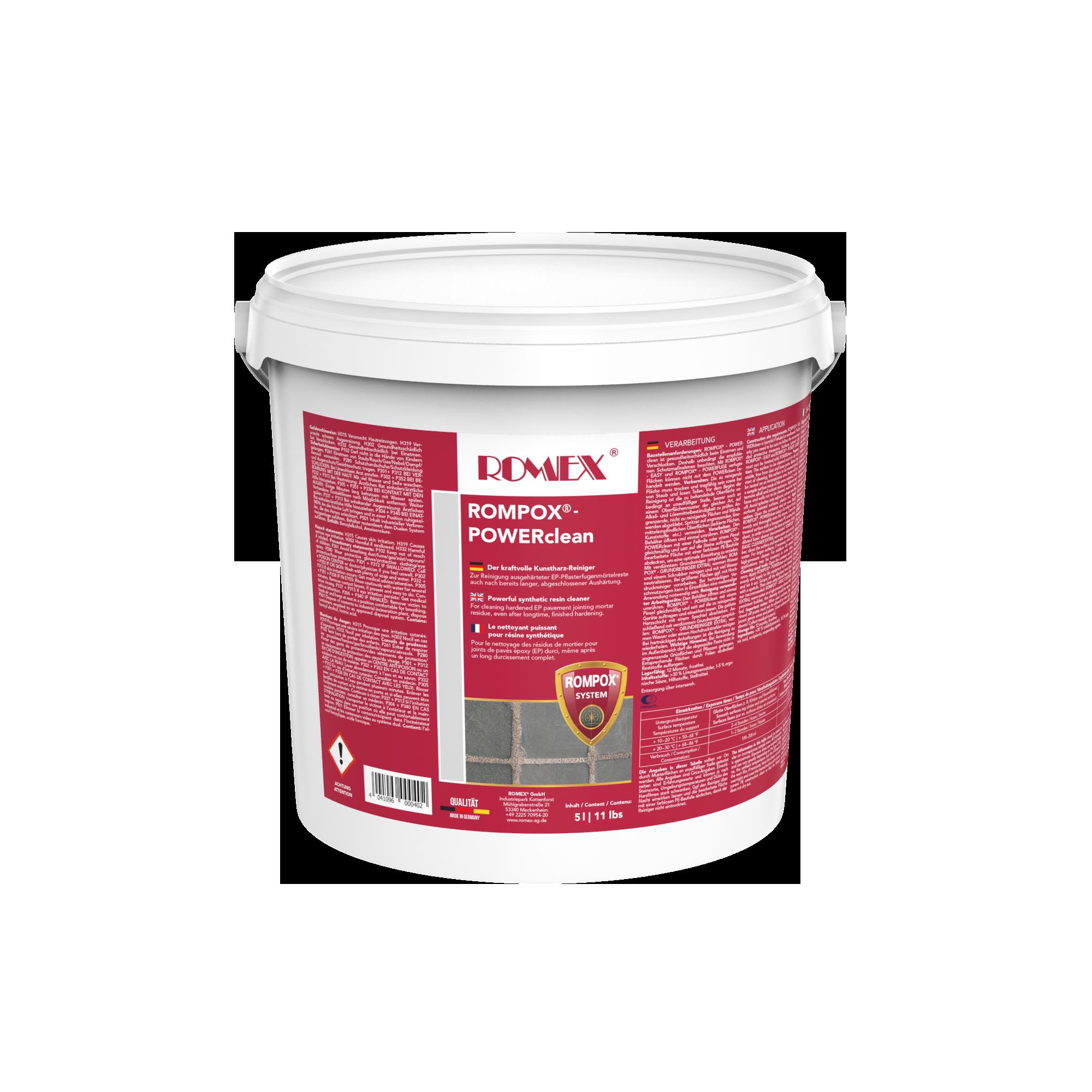 ROMPOX® - POWERclean 5 Liter