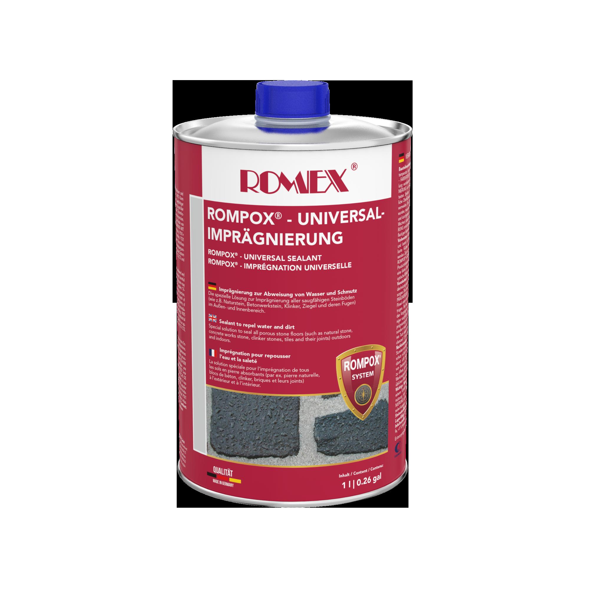 ROMPOX® - Universal Imprägnierung 1 - 10 Liter