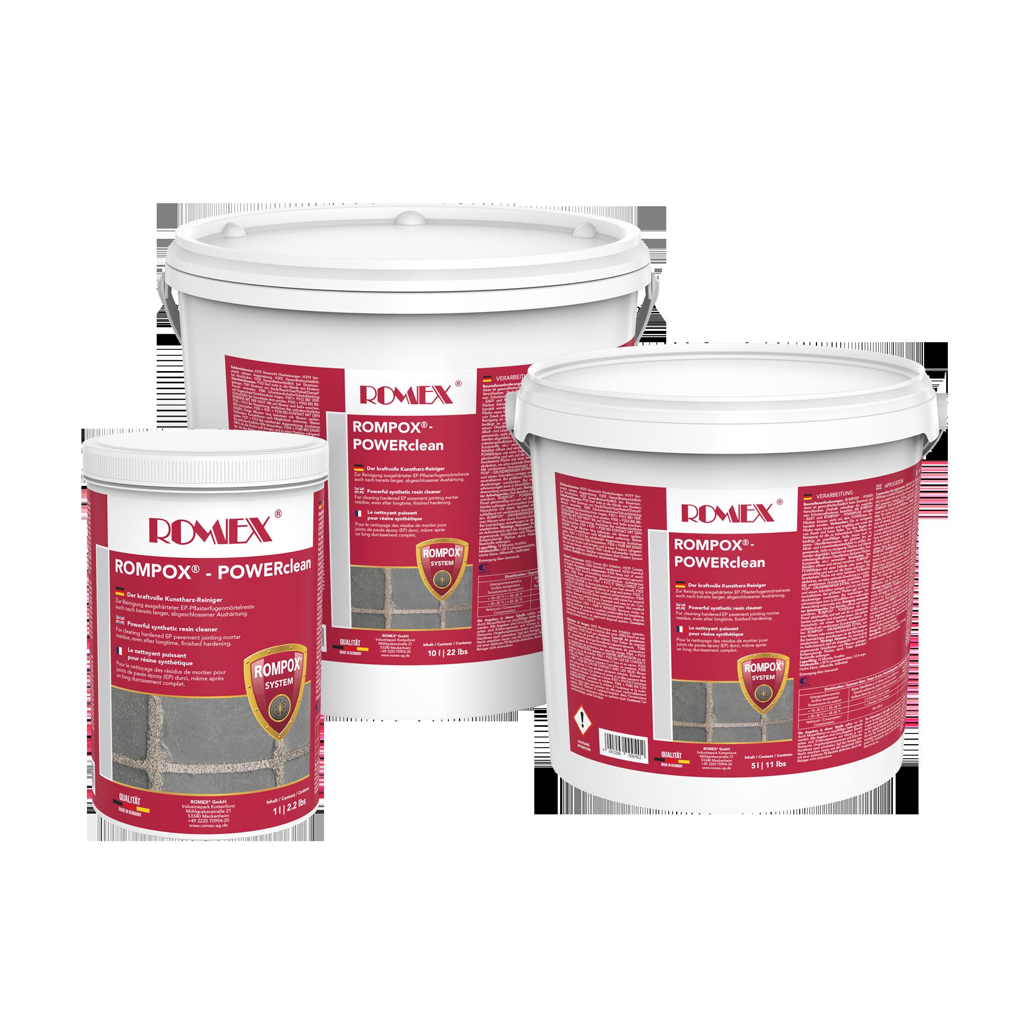 ROMPOX® - POWERclean 1 - 10 Liter