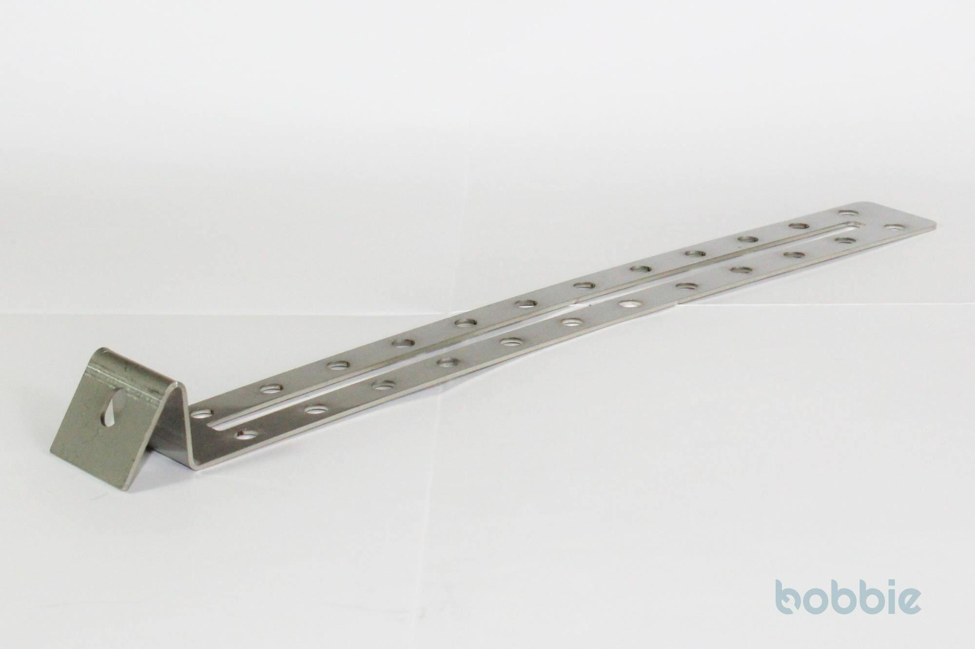 Uni-Wandabstandhalter Edelstahl 2-4mm Fuge - Polybeutel