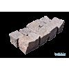 Granit-Mosaikpflaster 4/6 cm,