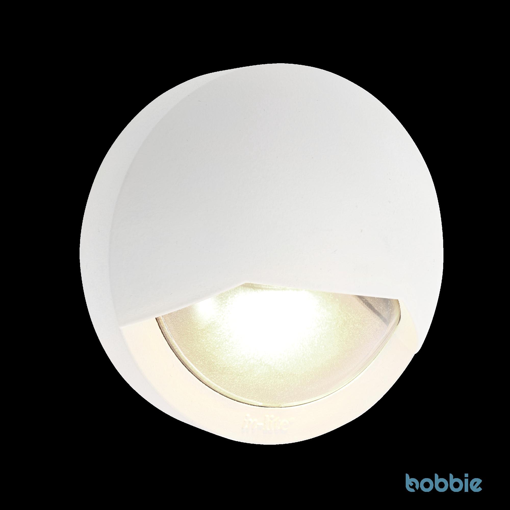 Wandlampe BLINK WHITE