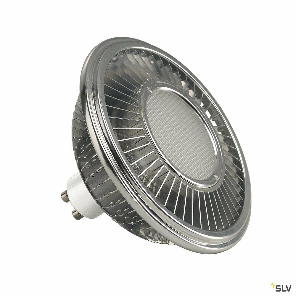 LED Leuchtmittel, QPAR111, GU10, 4000K, 1000lm, 140°, dimmbar