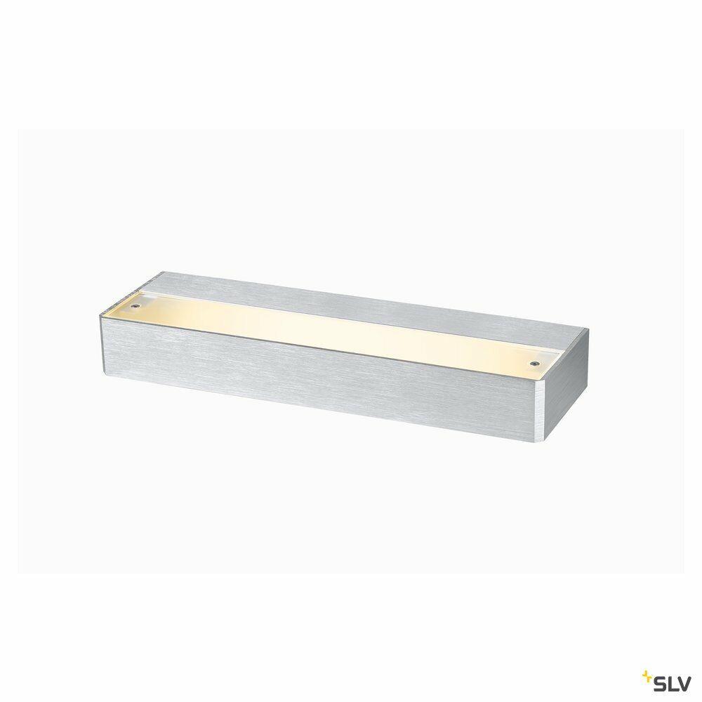 SEDO 7, Indoor LED Wandaufbauleuchte, 3000K, alu