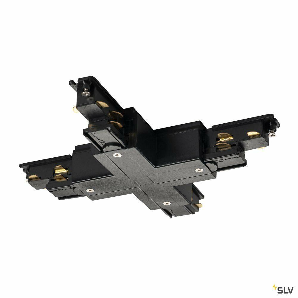 S-TRACK DALI X-Verbinder schwarz