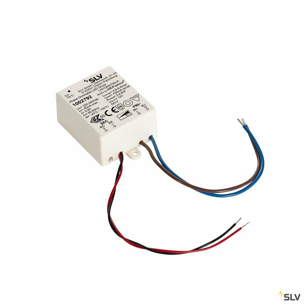 LED Treiber 6W, 700mA TRIAC dimmbar