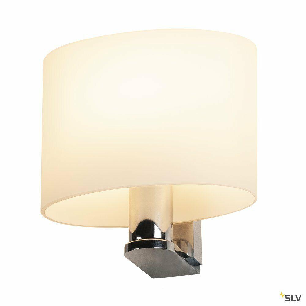 KENKUA E27, Indoor LED Wandaufbauleuchte, chrom