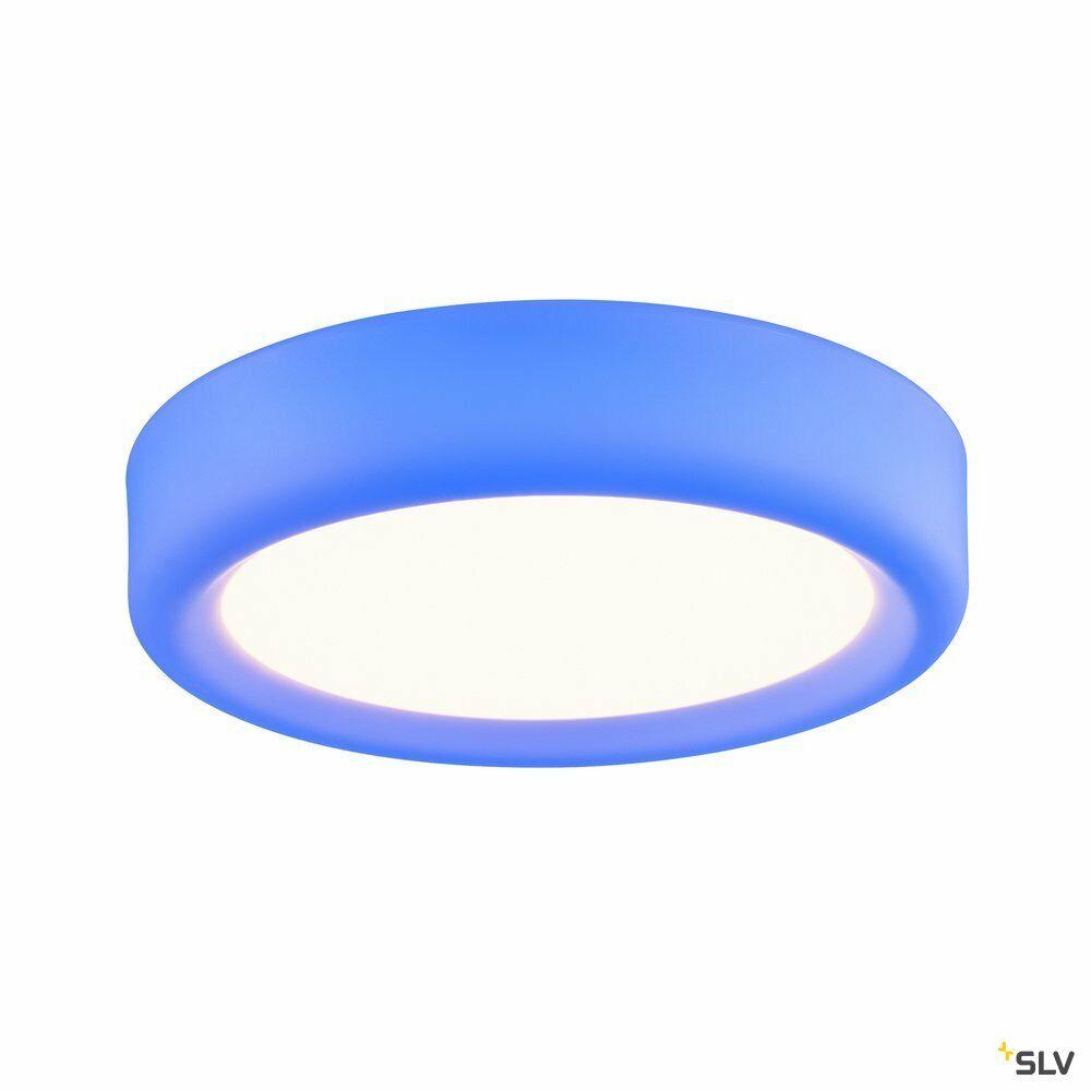 SLV VALETO® MALANG, Indoor LED Wand- und Deckenaufbauleuchte, RGBW, 2700-6500K