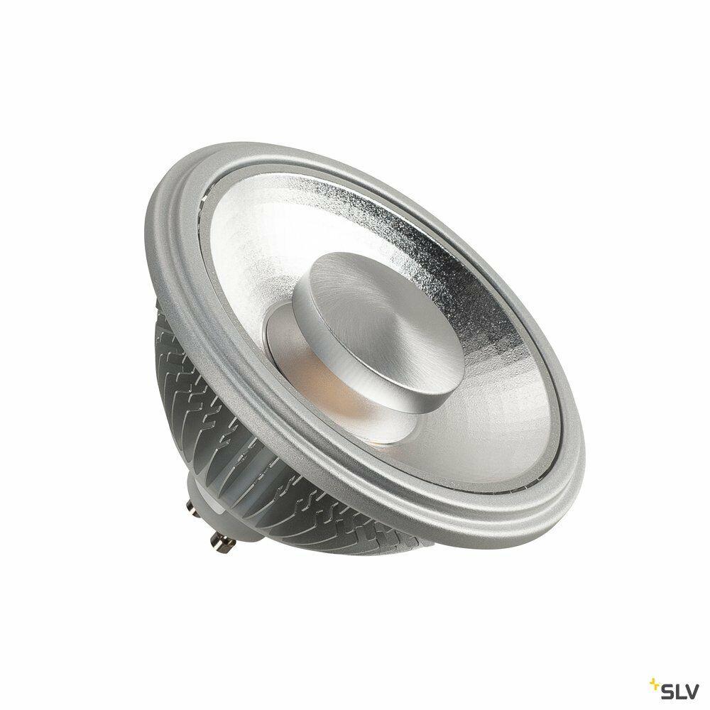 LED Leuchtmittel, QPAR111, GU10, 4000K, 55°, dimmbar