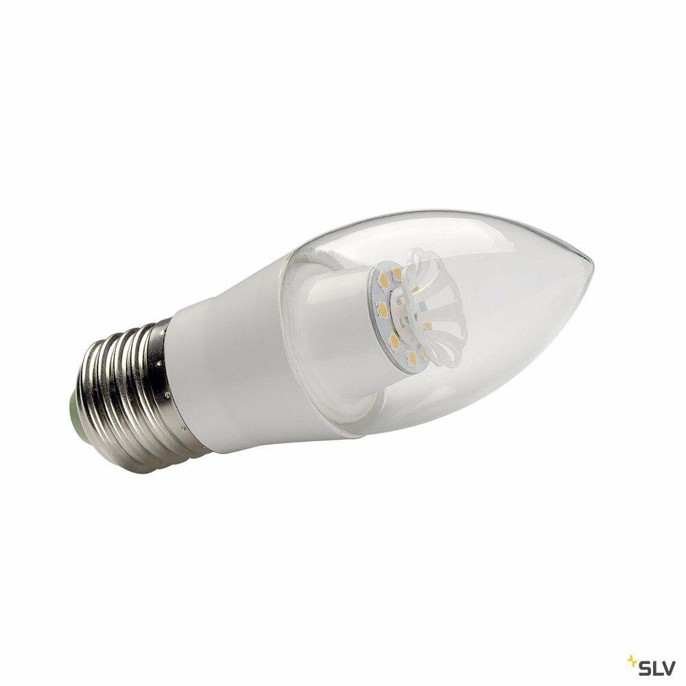 E27 LED KERZE, 6W SMD LED, 2700K