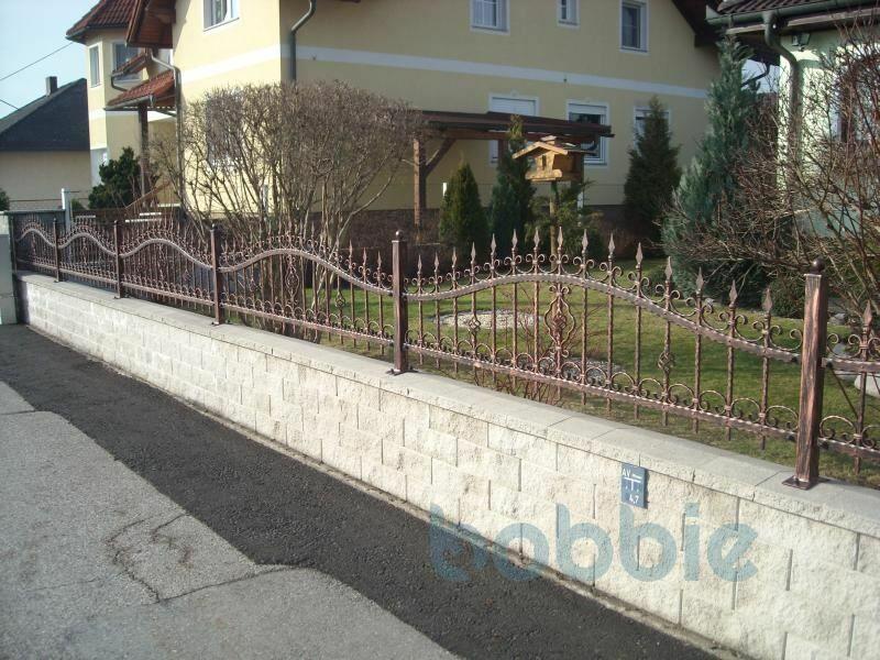 Zaunschmiede - Vesuv