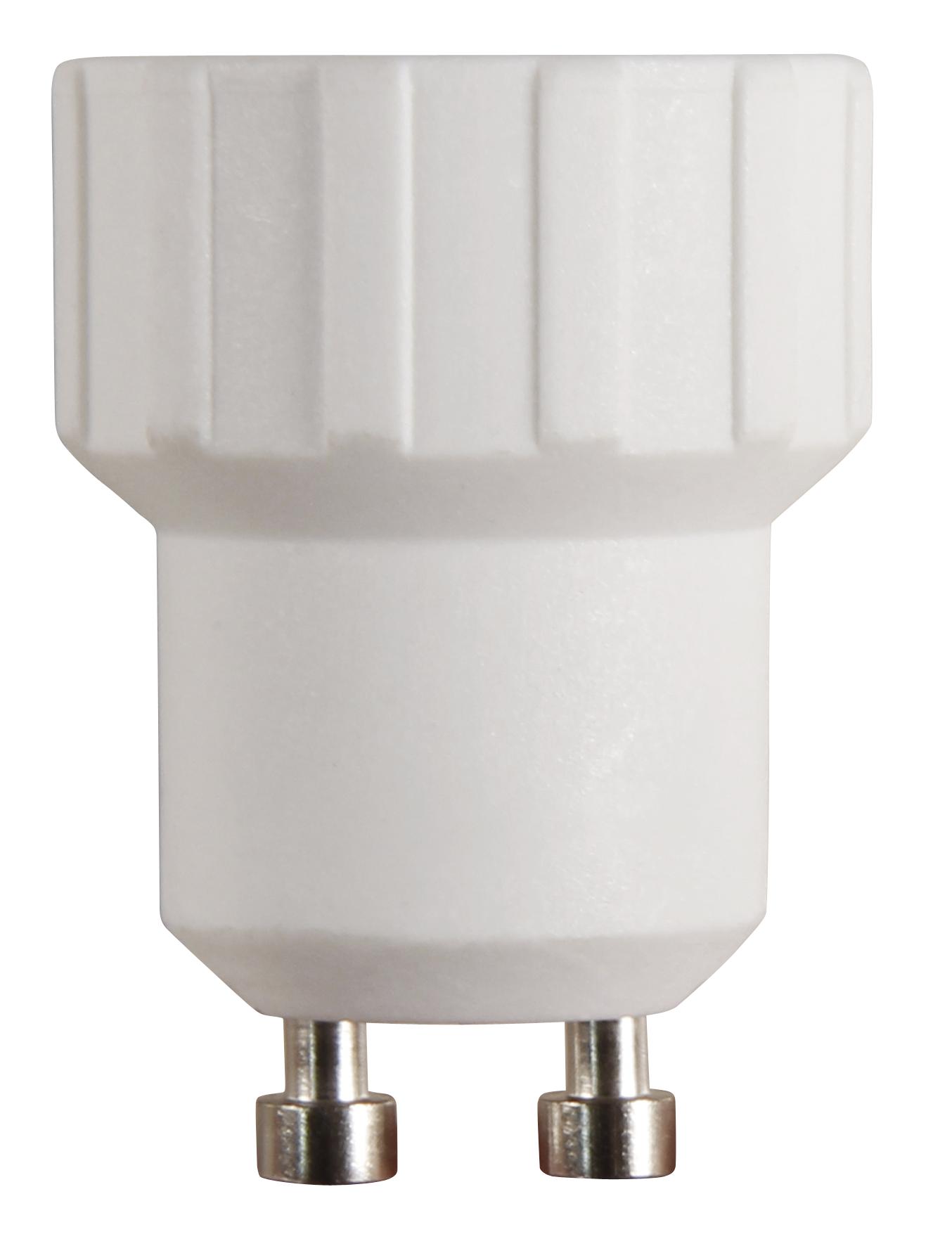 Lampensockel-Adapter McShine, GU10 auf E14
