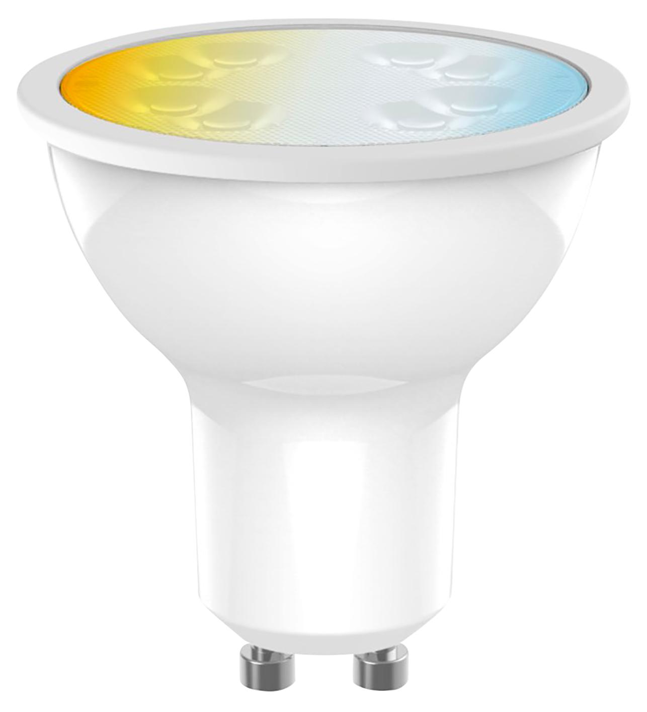 LED Strahler ''tint'', GU10, 5W, 350 lm, 2700-6500K, Smart Home, Zigbee